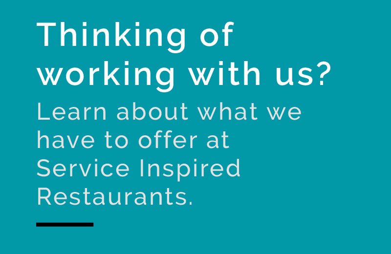 Thinking of working with us?