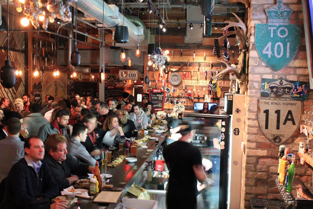 Event Spaces Downtown Toronto - Duke's Yonge & Gerrard